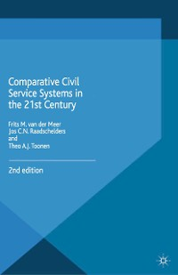 Cover Comparative Civil Service Systems in the 21st Century