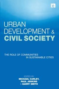Cover Urban Development and Civil Society