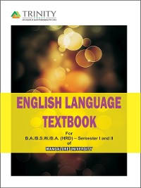 Cover English Language Textbook (For Managalore Univ)