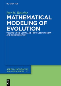 Cover Mathematical Modeling of Evolution