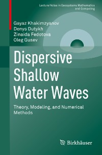 Cover Dispersive Shallow Water Waves