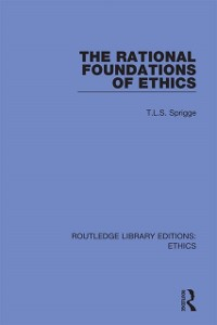 Cover Rational Foundations of Ethics