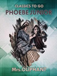 Cover Phoebe  Junior