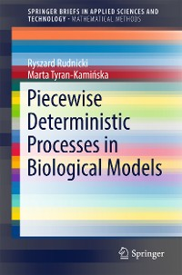 Cover Piecewise Deterministic Processes in Biological Models