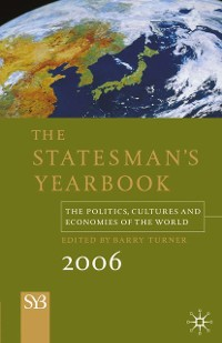 Cover The Statesman's Yearbook 2006
