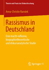 Cover Rassismus in Deutschland