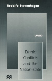 Cover Ethnic Conflicts and the Nation-State