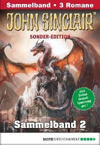 Cover John Sinclair Sonder-Edition Sammelband 2 - Horror-Serie