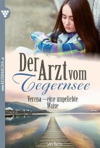 Cover Der Arzt vom Tegernsee 26 – Arztroman