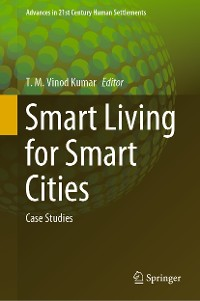 Cover Smart Living for Smart Cities
