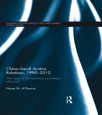 Cover China-Saudi Arabia Relations, 1990-2012