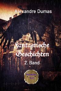 Cover Fantastische Geschichten 2. Band