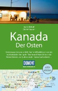 Cover DuMont Reise-Handbuch Reiseführer Kanada, Der Osten