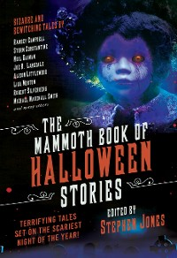 Cover The Mammoth Book of Halloween Stories
