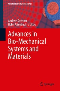 Cover Advances in Bio-Mechanical Systems and Materials