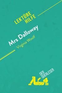 Cover Mrs. Dalloway von Virginia Woolf (Lektürehilfe)