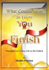 Cover What Counts Most Is How You Finish