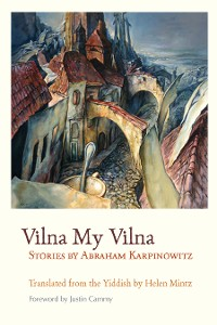 Cover Vilna My Vilna