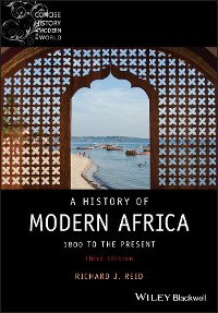 Cover A History of Modern Africa