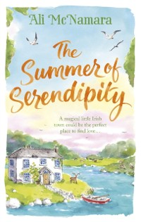 Cover Summer of Serendipity