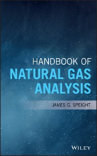 Cover Handbook of Natural Gas Analysis