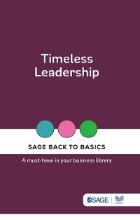 Cover Timeless Leadership