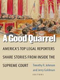 Cover Good Quarrel