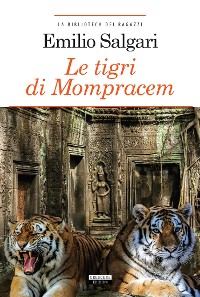 Cover Le tigri di Mompracem