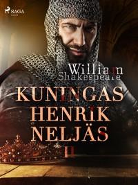Cover Kuningas Henrik Neljas II