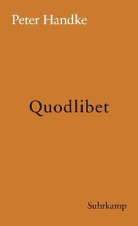 Cover Quodlibet
