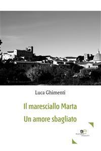 Cover Il maresciallo Marta