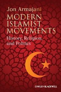 Cover Modern Islamist Movements