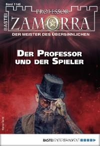 Cover Professor Zamorra 1148 - Horror-Serie