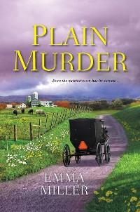 Cover Plain Murder