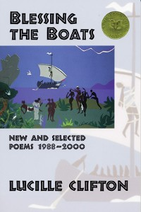 Cover Blessing the Boats: New and Selected Poems 1988-2000