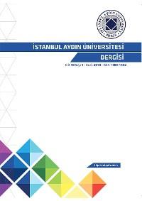 Cover ISTANBUL AYDIN UNiVERSITESI DERGISI