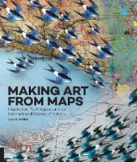 Cover Making Art From Maps