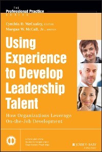 Cover Using Experience to Develop Leadership Talent