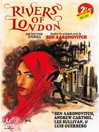 Cover Rivers of London: Detective Stories (2017), Issue 4