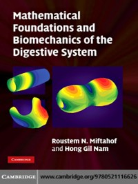 Cover Mathematical Foundations and Biomechanics of the Digestive System