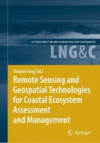 Cover Remote Sensing and Geospatial Technologies for Coastal Ecosystem Assessment and Management