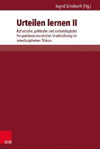 Cover Urteilen lernen II
