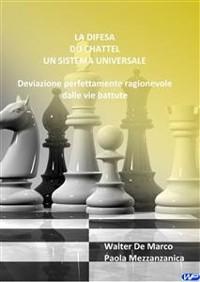 Cover La Difesa Du Chattel Un Sistema Universale