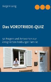 Cover Das Vordtriede-Quiz