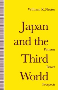 Cover Japan and the Third World
