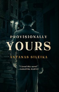 Cover Provisionally Yours