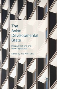 Cover The Asian Developmental State