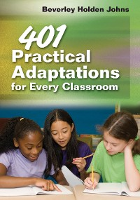 Cover 401 Practical Adaptations for Every Classroom
