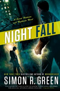 Cover Night Fall