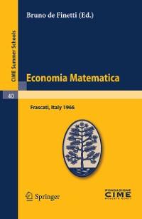 Cover Economia Matematica